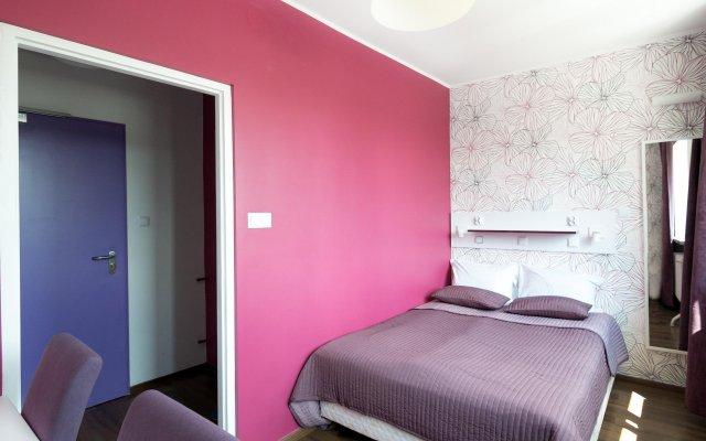 Tatamka Hostel Варшава комната для гостей