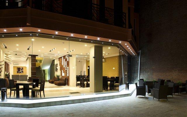 Бутик-отель Корал вид на фасад