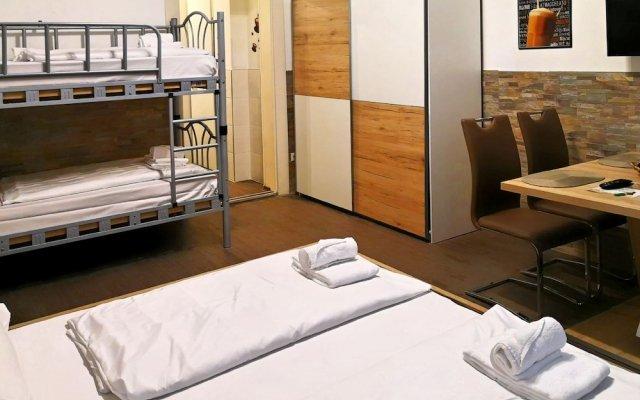 Отель HP Apartments Австрия, Вена - отзывы, цены и фото номеров - забронировать отель HP Apartments онлайн комната для гостей