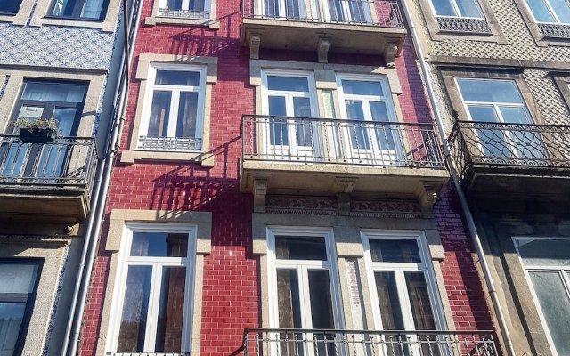 Апартаменты Step In Porto Apartments вид на фасад