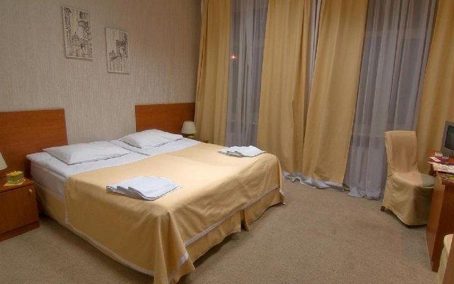 Гостиница На Марата комната для гостей