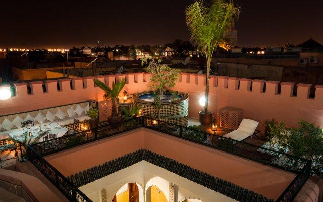 Отель Riad Bab Agnaou Марокко, Марракеш - отзывы, цены и фото номеров - забронировать отель Riad Bab Agnaou онлайн вид на фасад