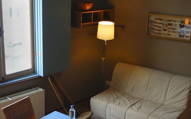 Отель B&B Calis Бельгия, Брюгге - отзывы, цены и фото номеров - забронировать отель B&B Calis онлайн комната для гостей