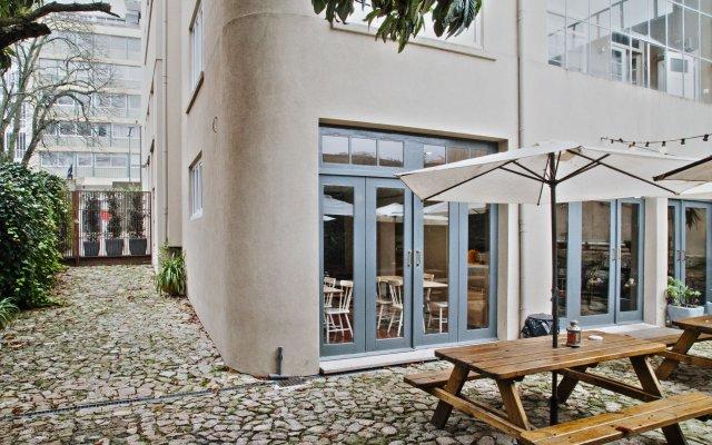 Porto Spot Hostel Порту вид на фасад