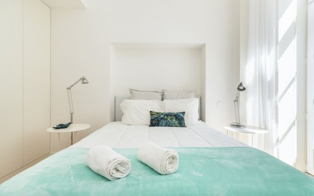 Отель Gonzalo's Guest Apartments - Luxury Baixa Португалия, Лиссабон - отзывы, цены и фото номеров - забронировать отель Gonzalo's Guest Apartments - Luxury Baixa онлайн комната для гостей