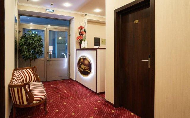 Гостиница Европа интерьер отеля