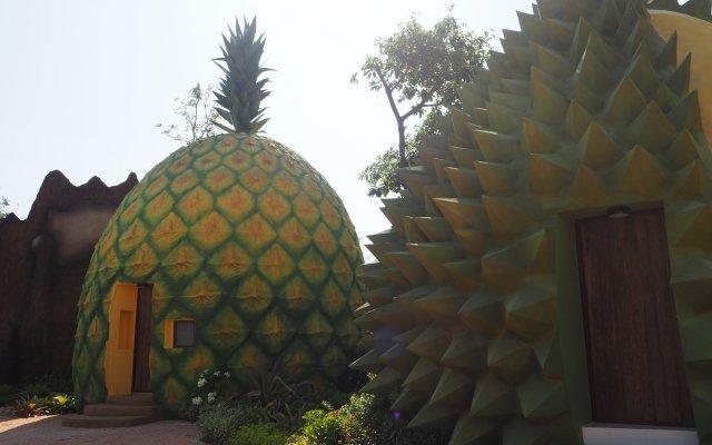 Отель Fruit House Бангламунг вид на фасад