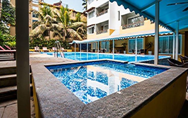 Отель Capital O 28820 Silver Shell Resort Гоа