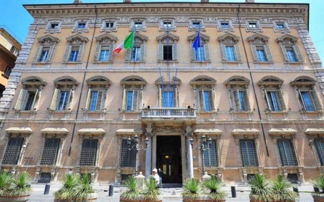 Отель Interno 1 Ciampino вид на фасад