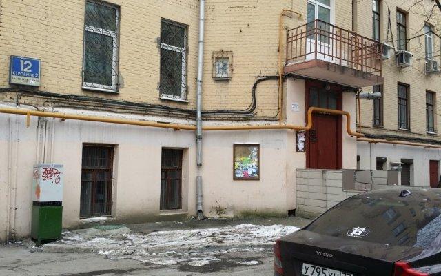 Гостиница Амиго Маяковская вид на фасад
