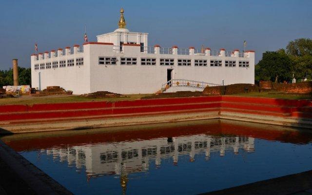 Отель Daisy Park Непал, Сиддхартханагар - отзывы, цены и фото номеров - забронировать отель Daisy Park онлайн вид на фасад