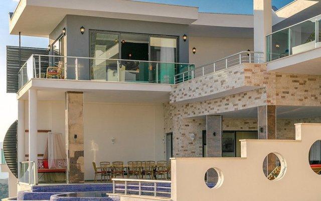 Villa Heart Турция, Калкан - отзывы, цены и фото номеров - забронировать отель Villa Heart онлайн вид на фасад