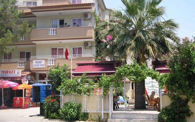 Family Apart Турция, Мармарис - 3 отзыва об отеле, цены и фото номеров - забронировать отель Family Apart онлайн вид на фасад