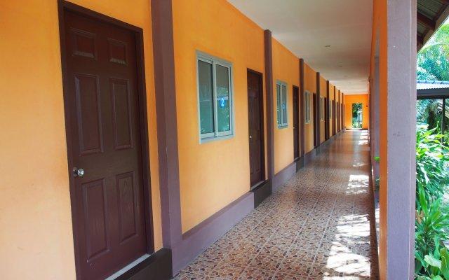 Отель Coco House Samui Самуи вид на фасад