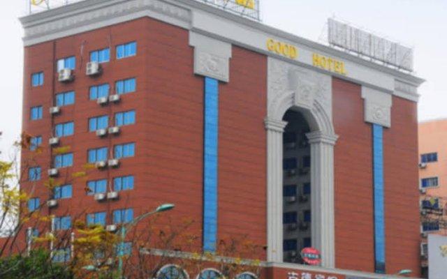 Gude Hotel - Hongdu Avenue Branch вид на фасад