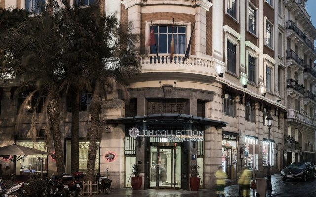 Отель NH Collection Paseo del Prado вид на фасад