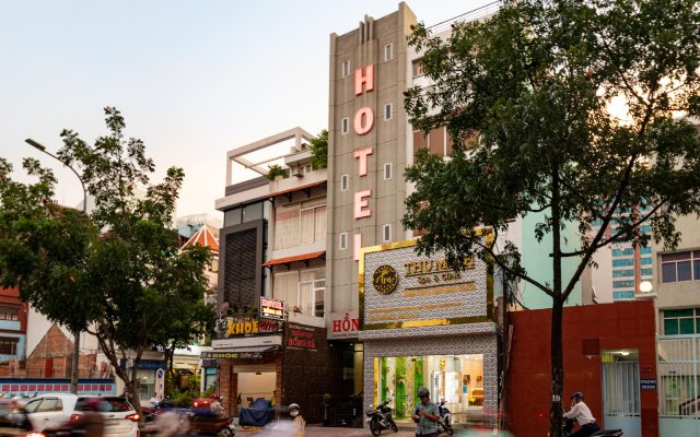 Отель Hong Ha Hotel Вьетнам, Хошимин - отзывы, цены и фото номеров - забронировать отель Hong Ha Hotel онлайн вид на фасад