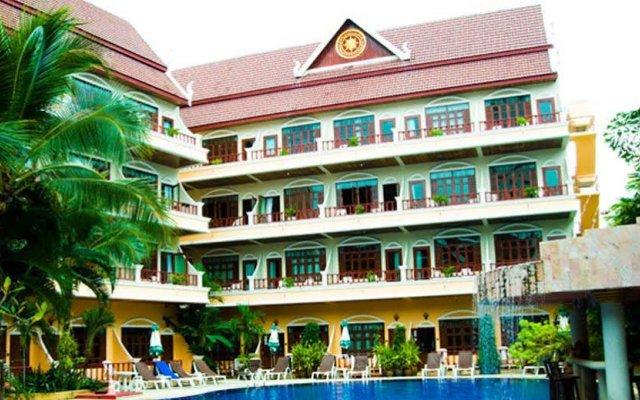 Отель Tony Resort вид на фасад