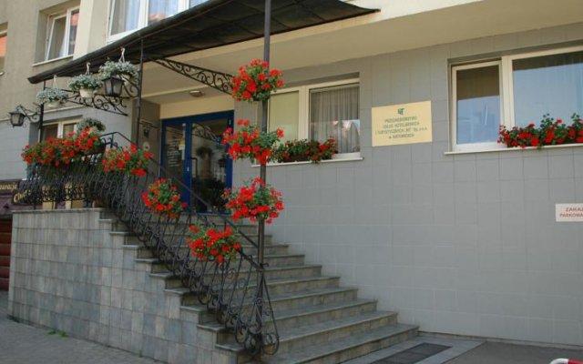 Отель ZALEZE Катовице вид на фасад