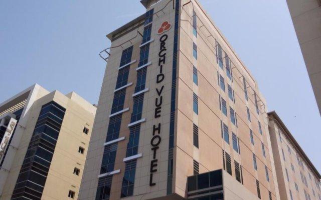 Отель Orchid Vue вид на фасад
