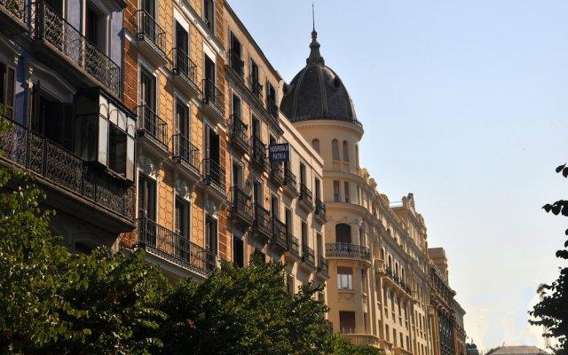 Отель Hostal Patria Madrid Испания, Мадрид - отзывы, цены и фото номеров - забронировать отель Hostal Patria Madrid онлайн вид на фасад