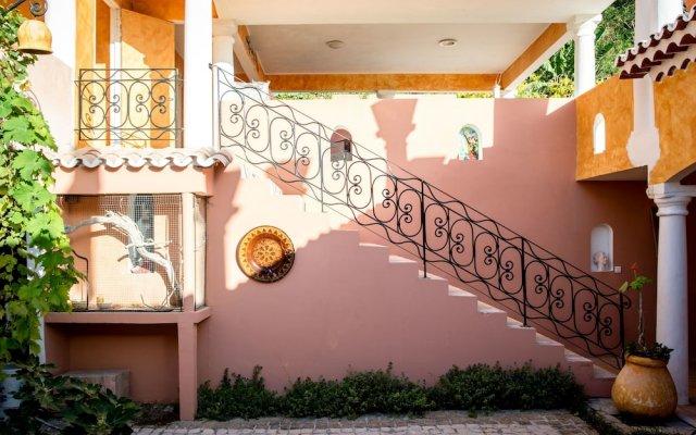 Отель Villa Rea Hanaa вид на фасад