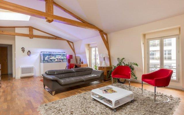 Отель Bright Arches Париж комната для гостей