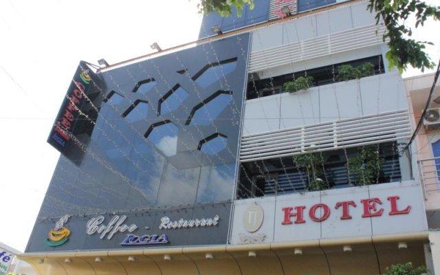 Thien Phu Logia Hotel вид на фасад