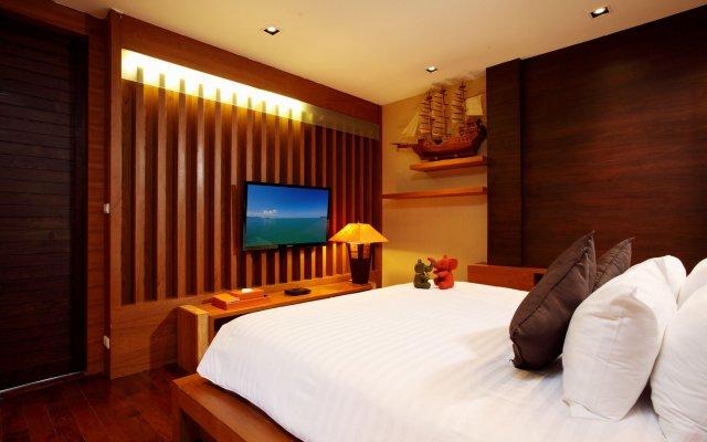 Отель Presidential Penhouse - Kamala комната для гостей