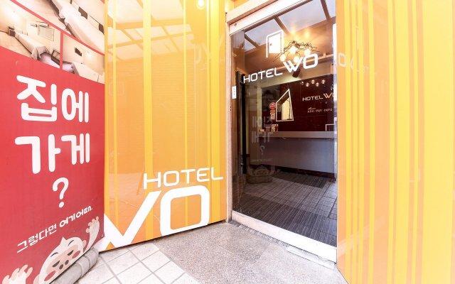 Hotel WO in Sookdae вид на фасад