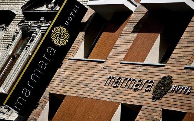 Marmara Hotel Budapest Будапешт интерьер отеля