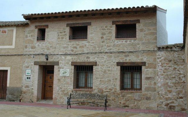 Отель Casa Rural El Pedroso вид на фасад