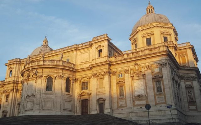 Отель Le Poesie di Roma - Suites вид на фасад