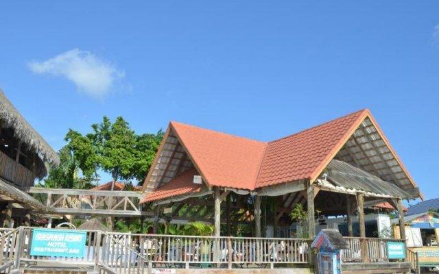 Отель Sea Splash Resort вид на фасад