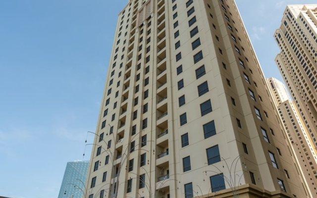 Отель One Perfect Stay - Rimal 2 вид на фасад