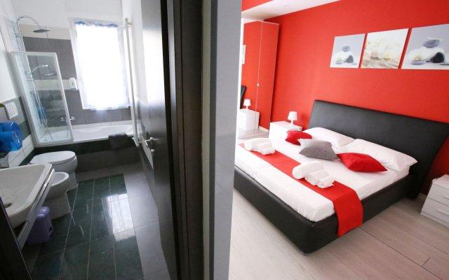 Отель Iris Room комната для гостей