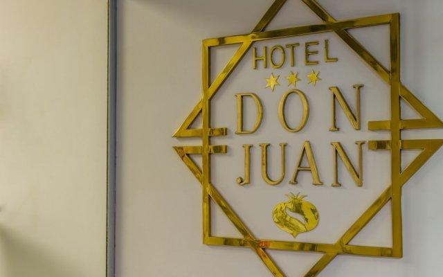 Hotel Don Juan вид на фасад