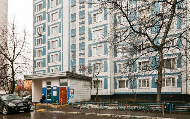 Гостиница Flats of Moscow Flat Borisovskiye Prudy вид на фасад