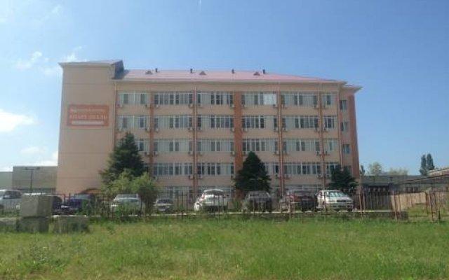 Гостиница Apart Hotel Anapskiye Prostory в Анапе отзывы, цены и фото номеров - забронировать гостиницу Apart Hotel Anapskiye Prostory онлайн Анапа вид на фасад
