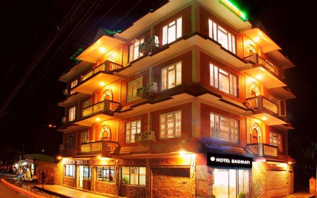 Отель Bagmati Непал, Катманду - отзывы, цены и фото номеров - забронировать отель Bagmati онлайн вид на фасад