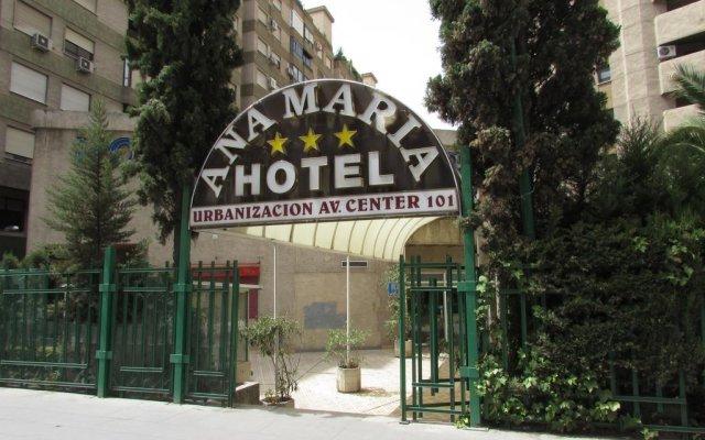 Hotel Reino de Granada вид на фасад