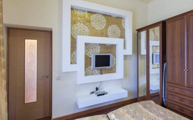 Апартаменты Morskie Apartments Сочи комната для гостей