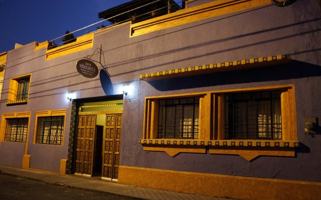 Отель Casa Vilasanta вид на фасад