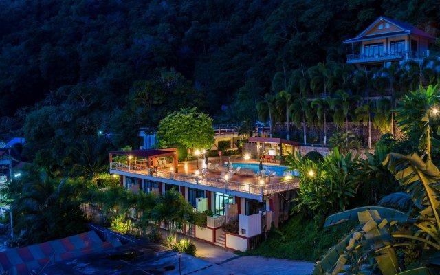 Отель Manohra Cozy Resort вид на фасад