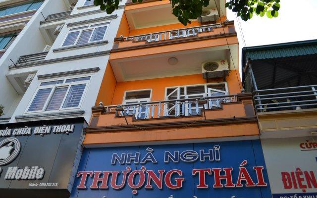 Thuong Thai Hotel вид на фасад