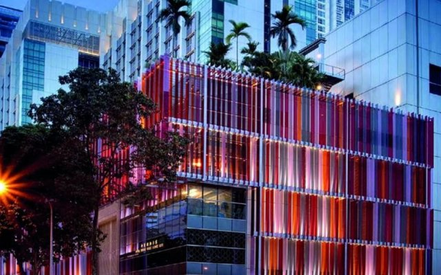 Отель Amara Singapore (SG Clean) Сингапур, Сингапур - отзывы, цены и фото номеров - забронировать отель Amara Singapore (SG Clean) онлайн вид на фасад