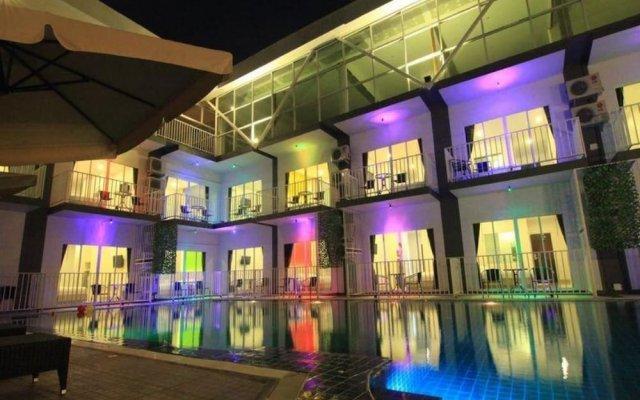 Отель Central Pattaya Garden Resort Таиланд, Паттайя - отзывы, цены и фото номеров - забронировать отель Central Pattaya Garden Resort онлайн вид на фасад