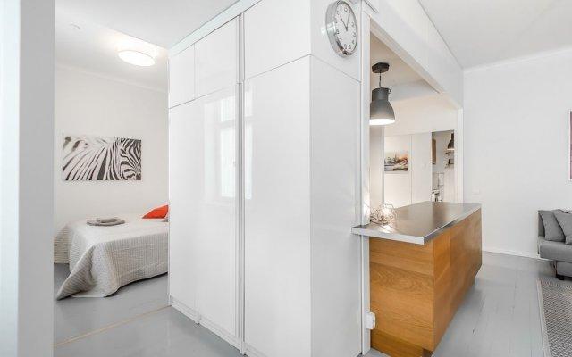 Апартаменты Helsinki South Central Apartments комната для гостей