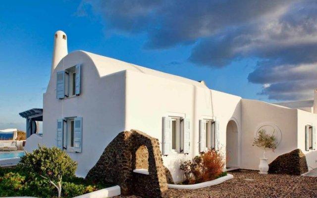 Отель La Maison Private Villa Греция, Остров Санторини - отзывы, цены и фото номеров - забронировать отель La Maison Private Villa онлайн вид на фасад