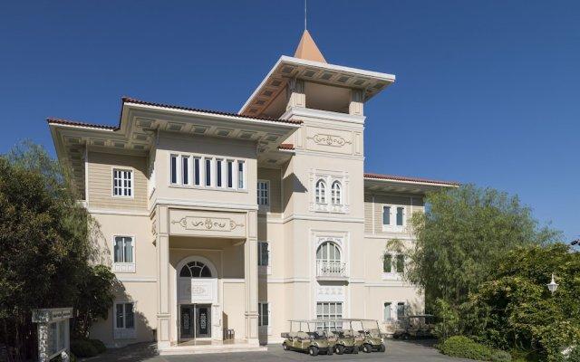 Отель Ali Bey Resort Sorgun - All Inclusive вид на фасад